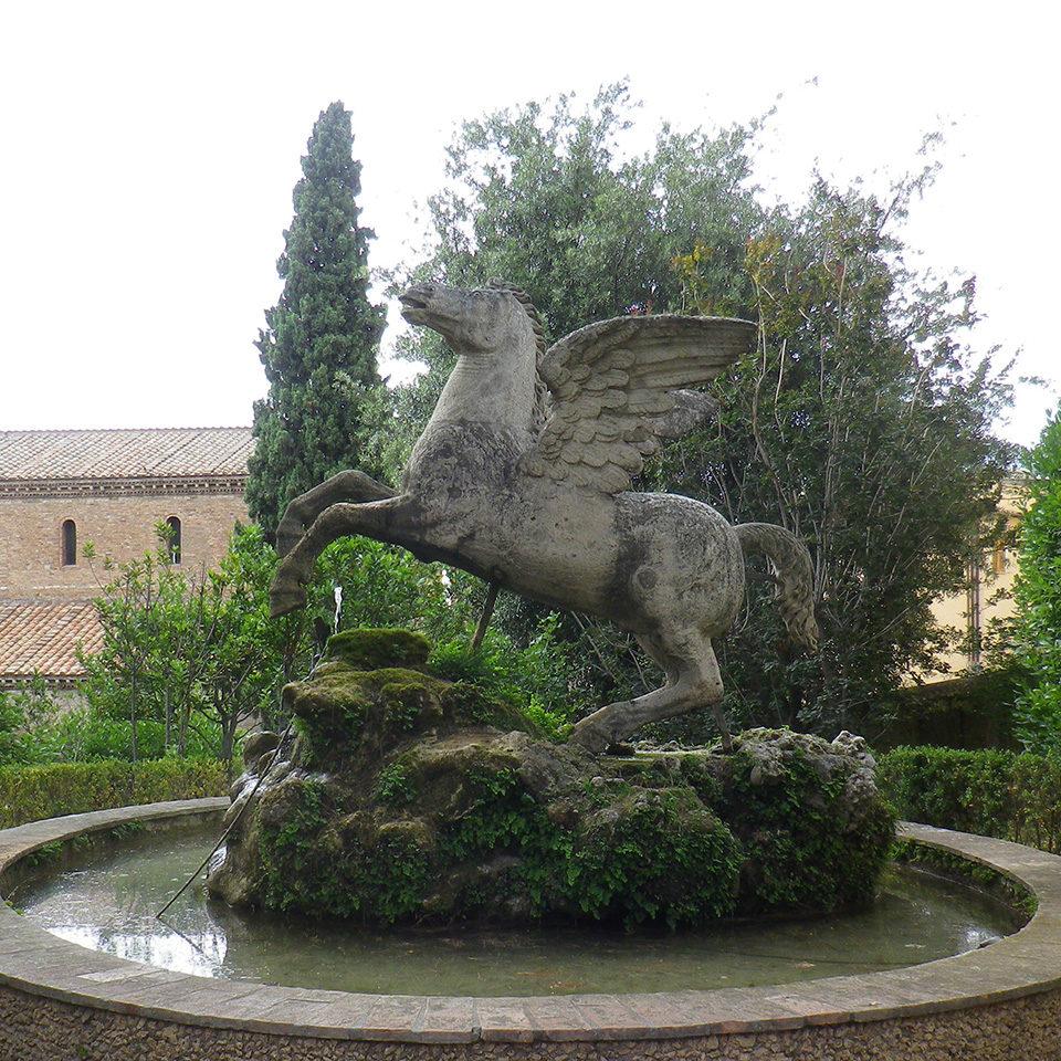 Winged Horse, Pegasus, Pegaso. Pegase, Pegas
